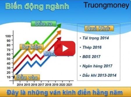 Video 30: Biến động ngành trên TTCK (Phần 1) - Câu Chuyện đi vào huyền thoại - TruongMoney - 21/08/2021