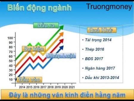 Video 45: Đánh giá ngành quý 3/2021 - TruongMoney - 18/09/2021
